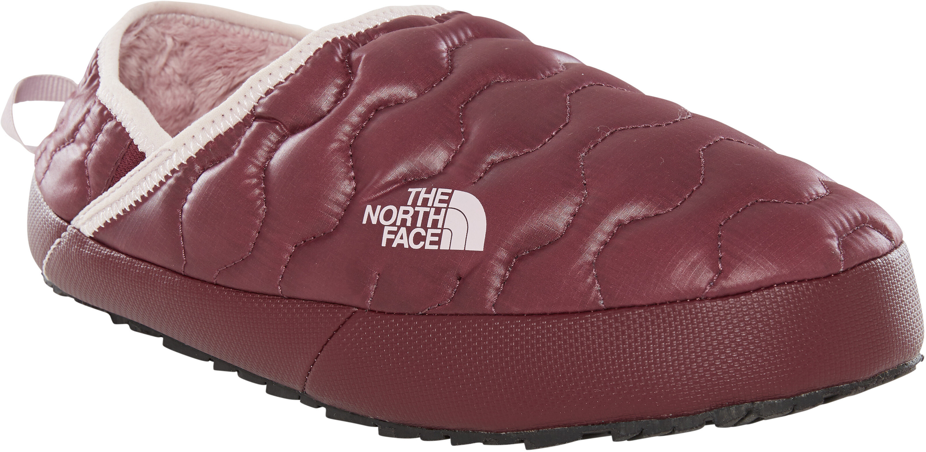f66b2eb55 The North Face ThermoBall Traction Mule IV Shoes Women shiny fig/burnished  lilac